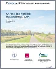 Patientenleitlinie Chronische Koronare Herzkrankheit (kurz: KHK)